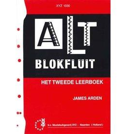 Methode Alt blokfluit 2 James Arden