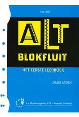 Methode Alt blokfluit 1 James Arden