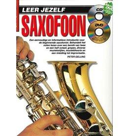 Leer jezelf Saxofoon