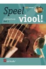 Speel Viool! deel 1 boek