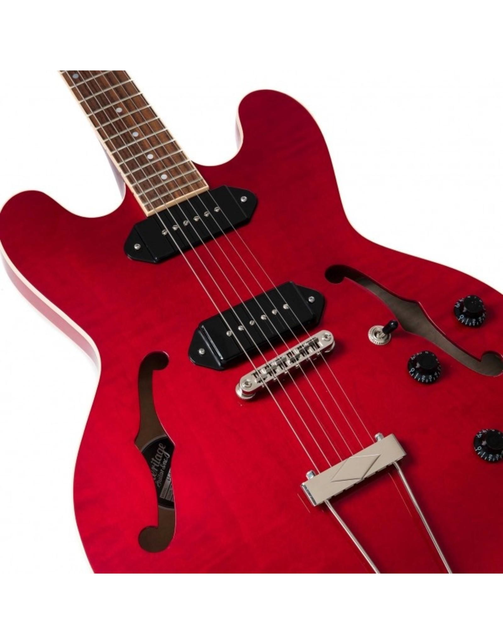 Heritage Guitars Heritage H 530 Trans Cherry