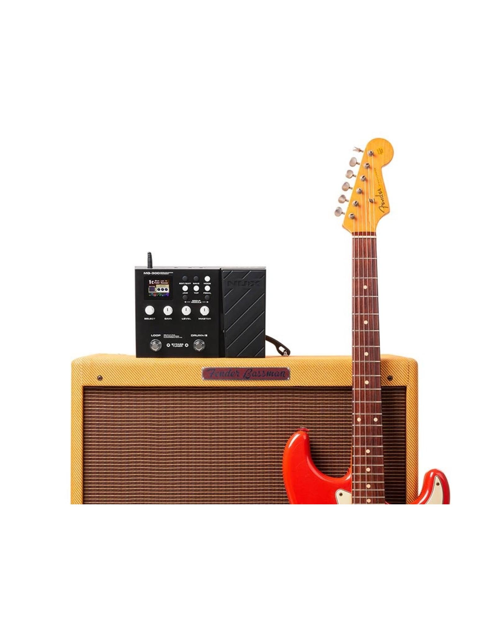 NUX Nux MG-300 gitaar multi effect