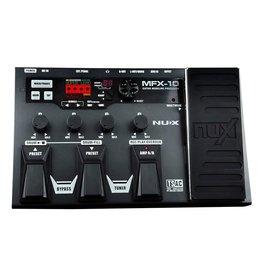 NUX Nux MFX-10 guitar multi effect