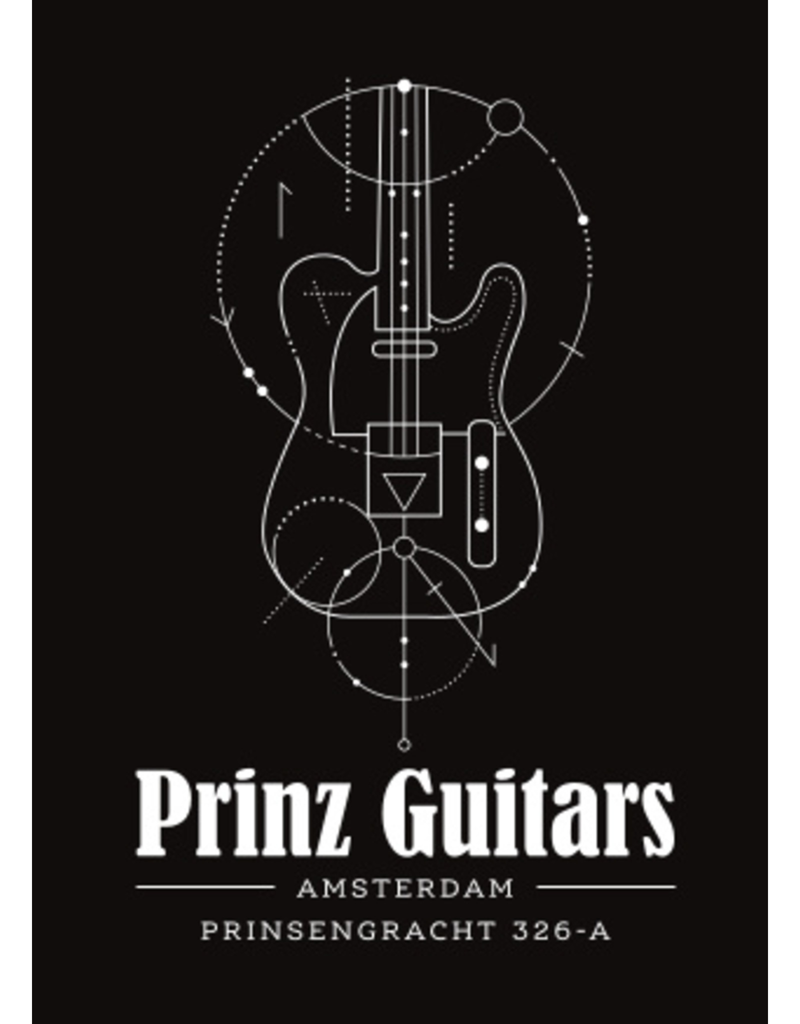 Prinz Guitars CadeauBon