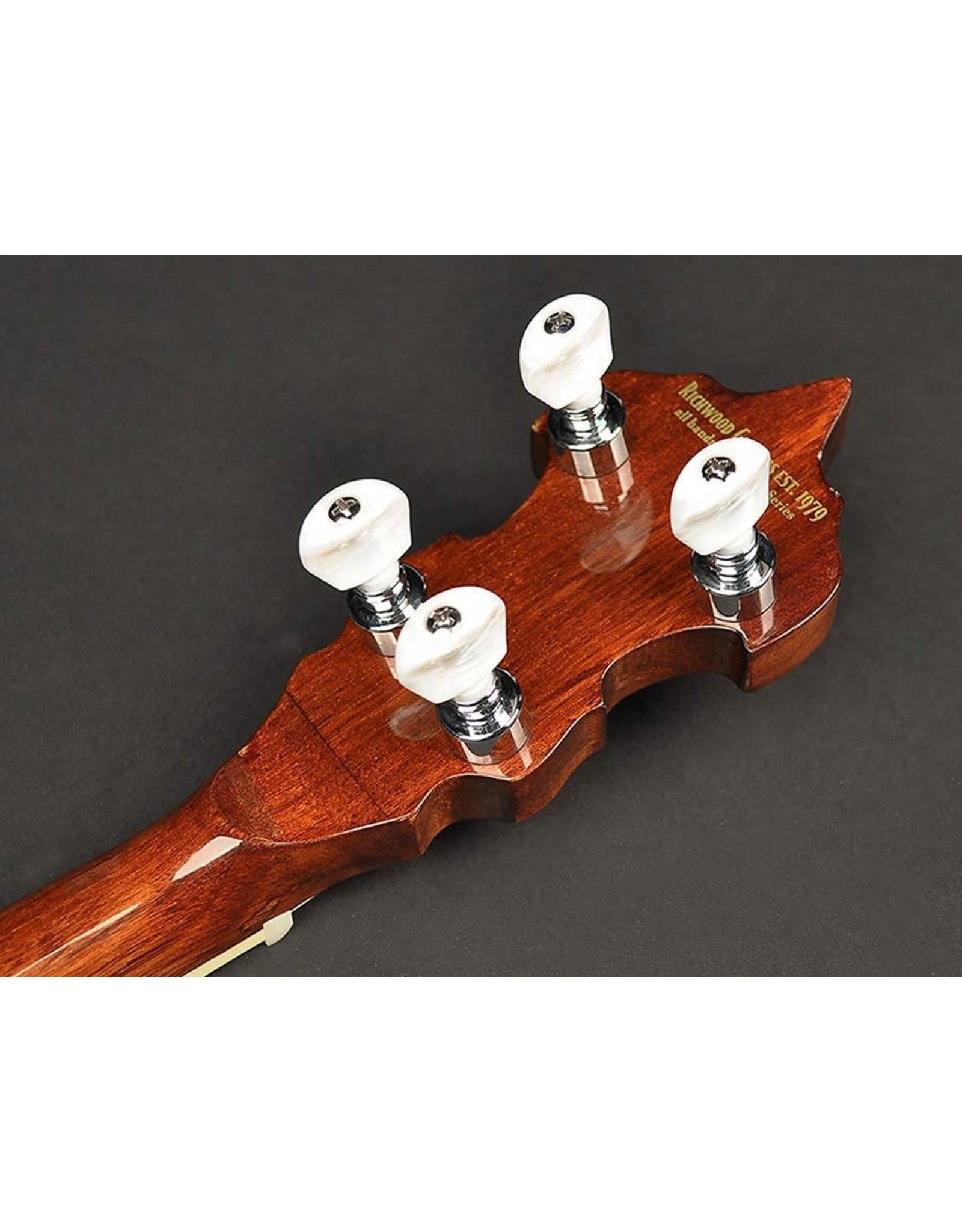 Richwood Richwood RMB-605 5-snarige bluegrass banjo