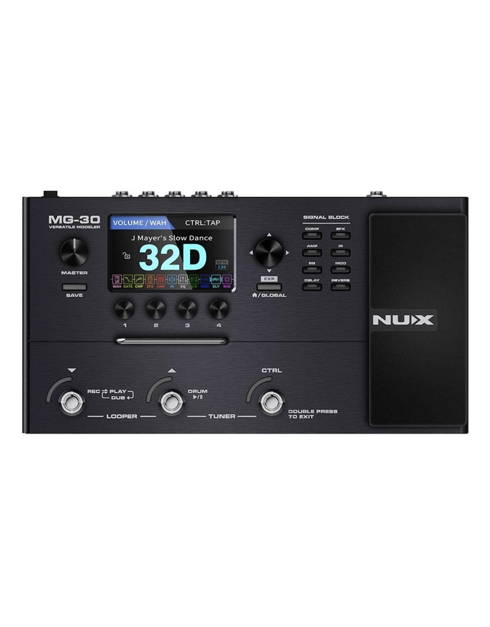 NUX Nux Mg-30 Multi effect