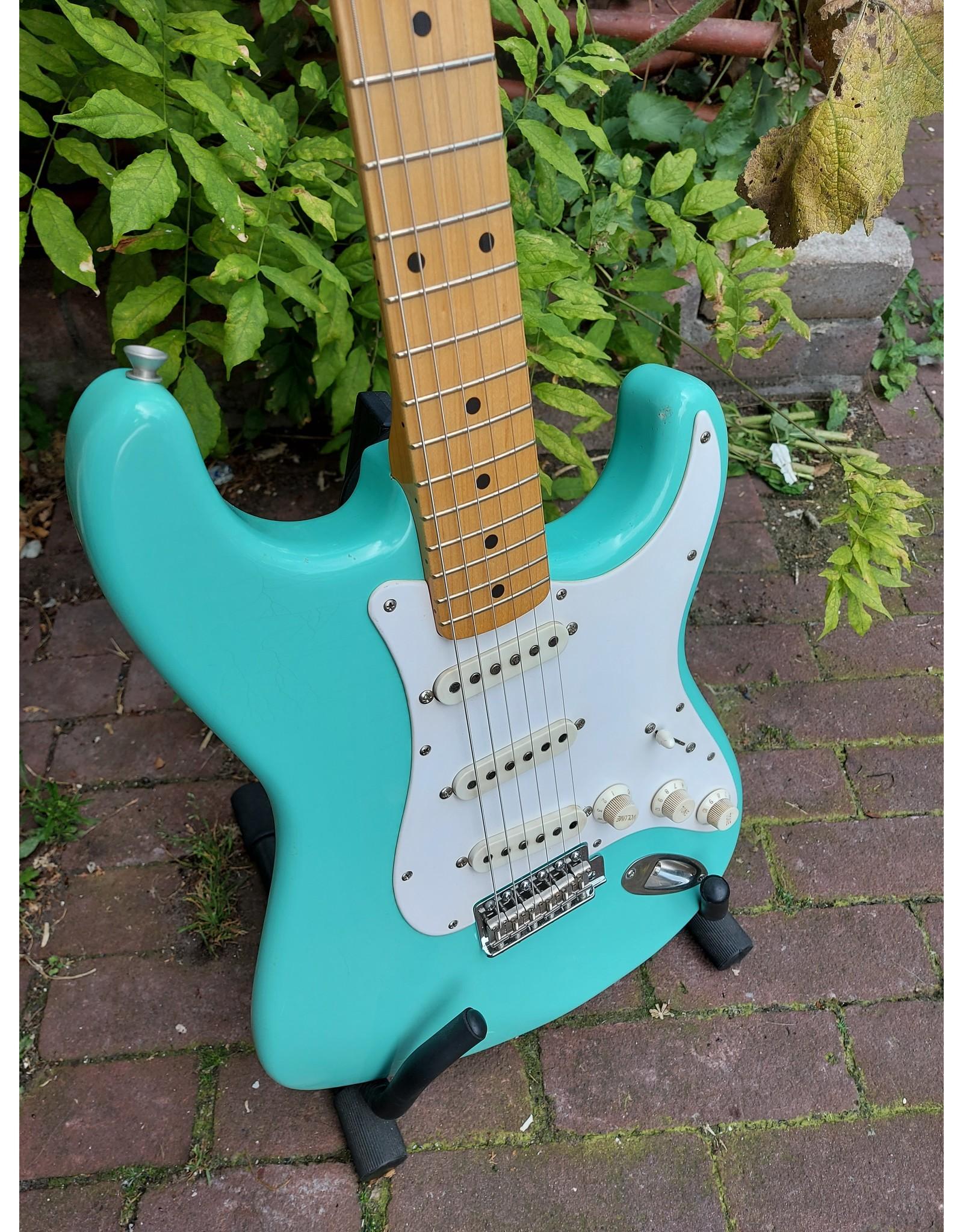 Del-tone Del-Tone 50's S-Style Surf green