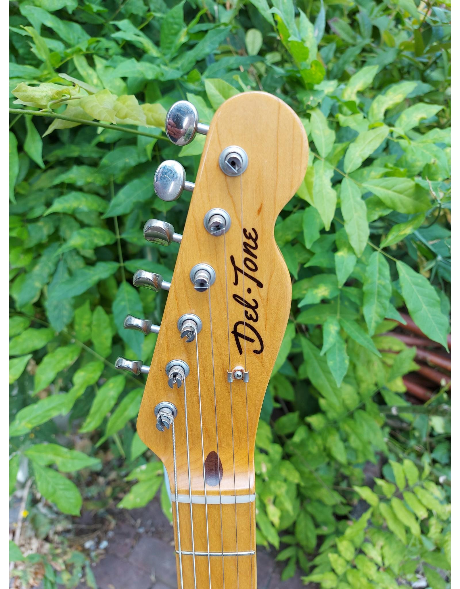 Del-tone Del-Tone 50's T-Style Butterscotch Blonde