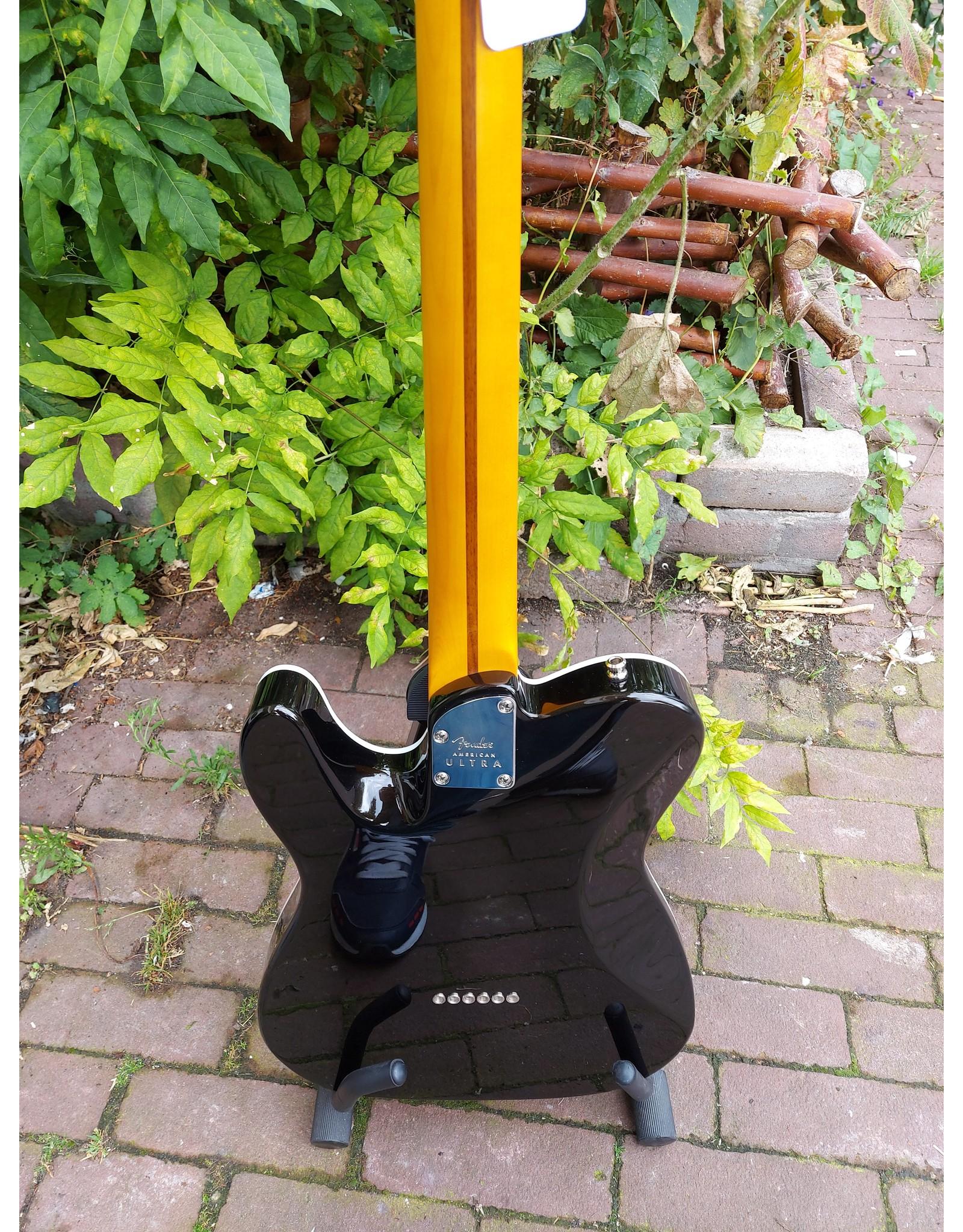 Fender Fender American Ultra Telecaster Texas Tea  B-stock
