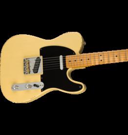 Fender Fender Vintera Road Worn  '50S Telecaster Butterscotch Blonde