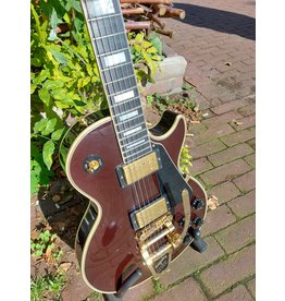 Gibson Les Paul Custom 2007 Oxblood met Bigsby Occasion