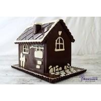 3D chocolade huis
