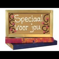 Speciaal voor jou - Chocoladereep met tekst