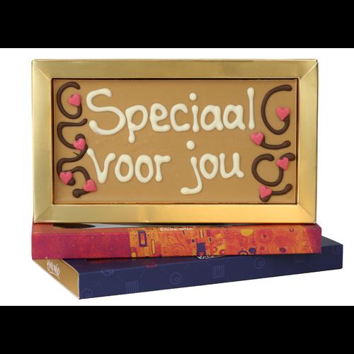 Bonvanie chocolade Speciaal voor jou - Chocoladereep
