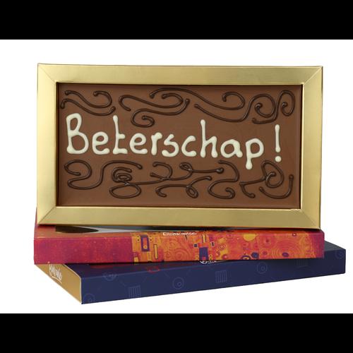 Bonvanie chocolade Beterschap - Chocoladereep