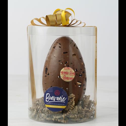 Bonvanie chocolade Bonvanie - Chocolade paasei met noten