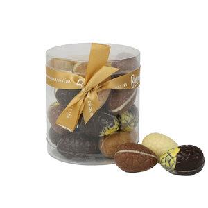 Bonvanie chocolade Gevulde paaseitjes cadeauverpakking