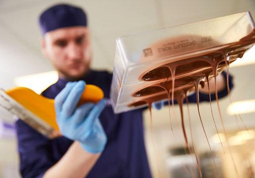 3D chocoladevormen