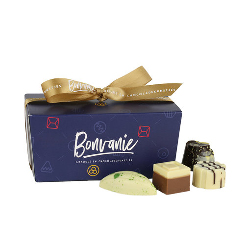 Bonvanie chocolade Ambachtelijke bonbons - 265 gram