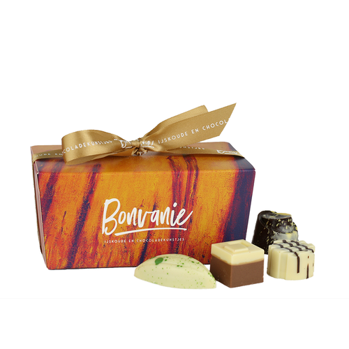 Bonvanie chocolade Ambachtelijke bonbons - 360 gram