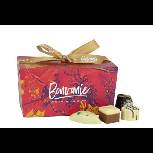 Bonvanie chocolade Ambachtelijke bonbons - 750 gram