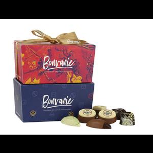Bonvanie chocolade Bonbons met logo 500 gram