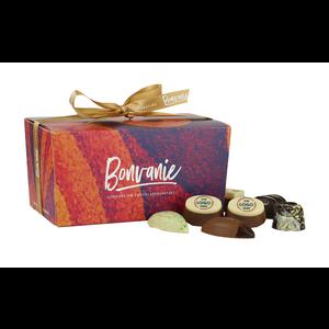 Bonvanie chocolade Bonbons met logo 750 gram