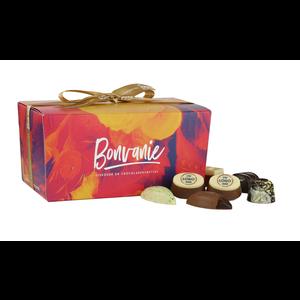 Bonvanie chocolade Bonbons met logo 1000 gram