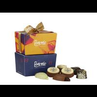 Bonbons met logo 150 gram