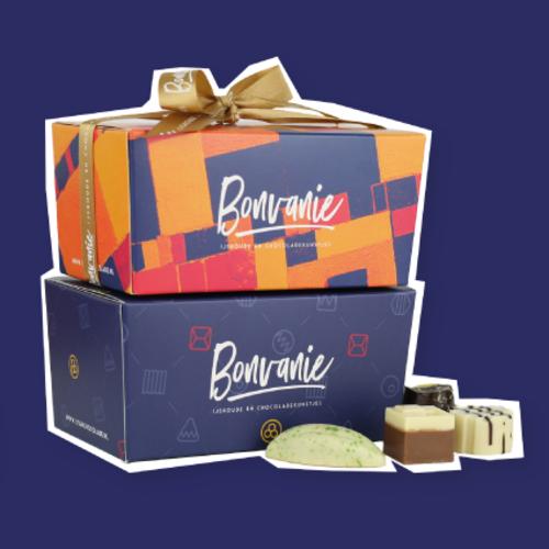 Ambachtelijke bonbons van Bonvanie