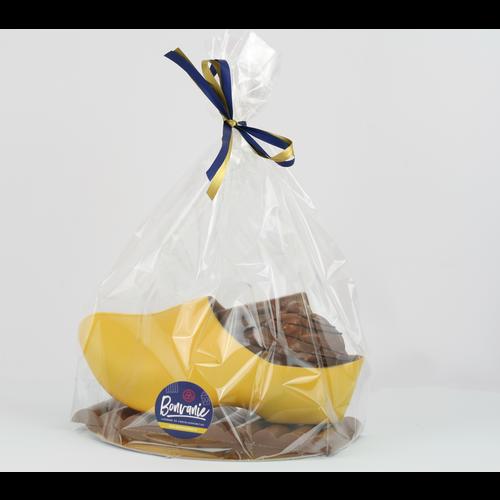 Bonvanie chocolade Chocolade klomp gevuld - Bonvanie