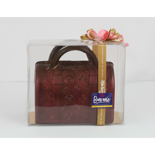 Bonvanie chocolade Luxe chocolade tasje - Bonvanie 3D Chocolade