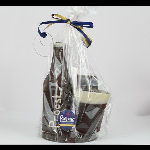 Bonvanie chocolade Bierfles van chocolade - Bonvanie 3D Chocolade