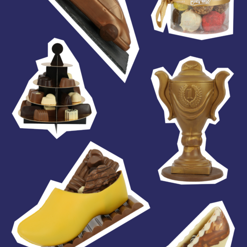 Nieuwste chocolade producten