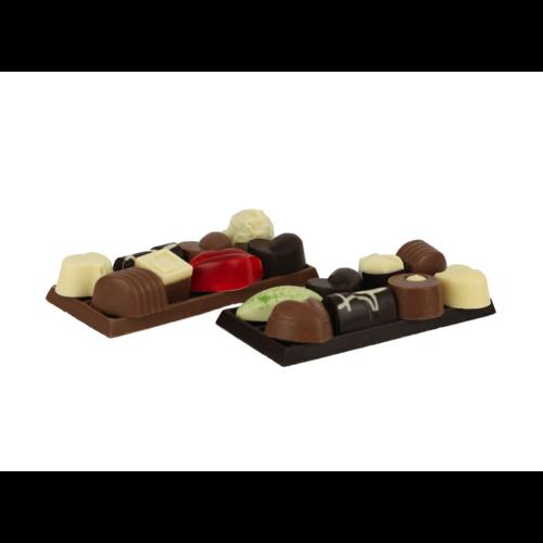 Bonvanie chocolade Bonvanie - Cadeauplaatje bonbons