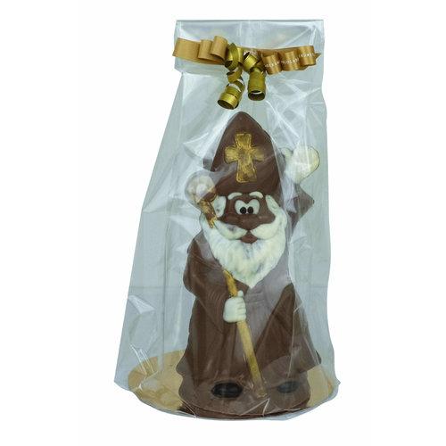 Bonvanie chocolade Sinterklaas gemaakt van chocolade
