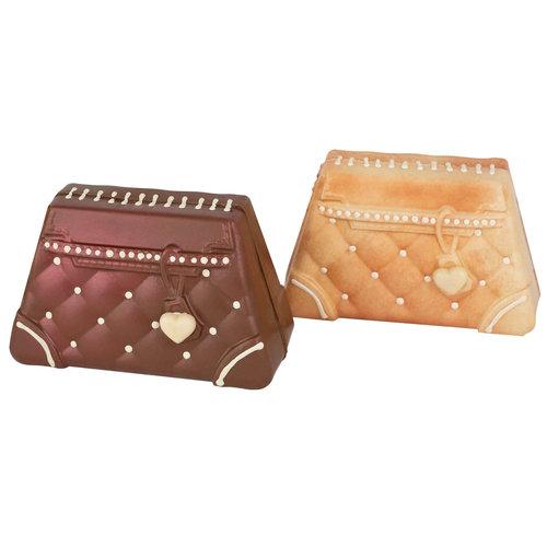 Bonvanie chocolade Chocolade tasje - Bonvanie 3D Chocolade