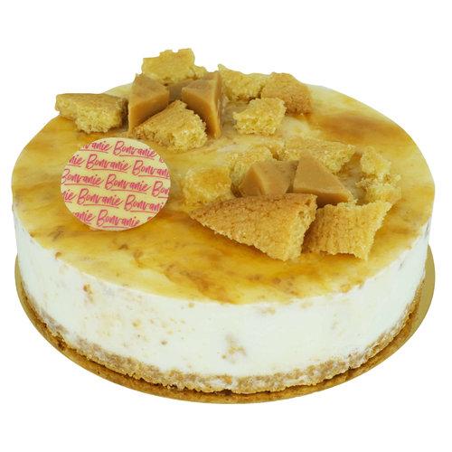 Bonvanie IJs Cookie caramel IJstaart