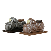 Motor van chocolade
