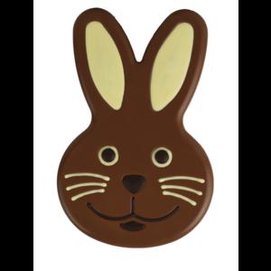 Bonvanie chocolade Paashaas hoofd XXL