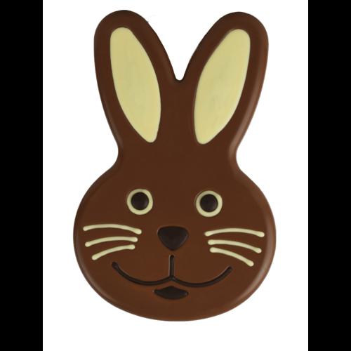 Bonvanie chocolade Bonvanie - Paashaas hoofd XXL