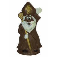 Sinterklaas van chocolade