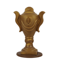 Trofee van chocolade