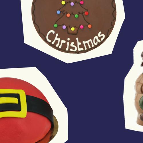 Kerstcadeaus van chocolade