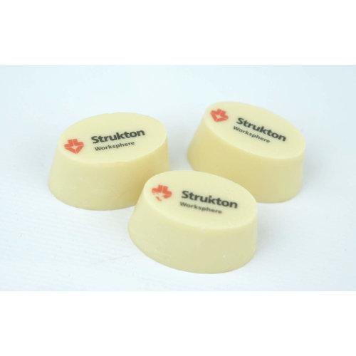 Bonvanie chocolade Ambachtelijke bonbons met logo los