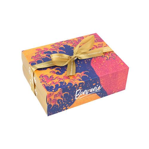 Bonvanie chocolade Brievenbus-bonbons met logo