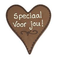Speciaal voor jou! - Chocoladehart XL
