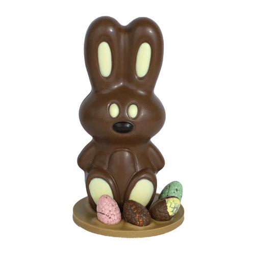 Bonvanie chocolade Bonvanie - Chocolade paashaas Nijntje met paaseitjes