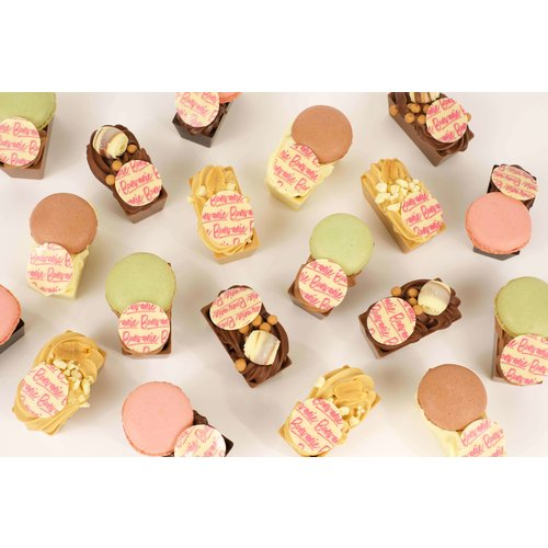 Bonvanie chocolade Momentjes cadeauverpakking   8 stuks