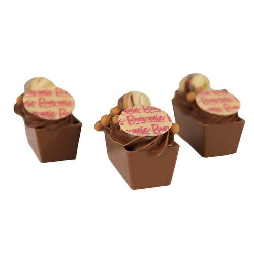 Bonvanie chocolade Momentjes cadeauverpakking   5 stuks